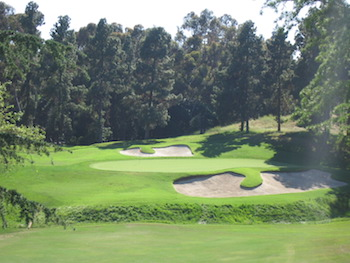 Los Angeles Country Club Golf Course